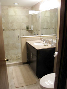 Bathroom Renovation by American BathWorks - After Picture